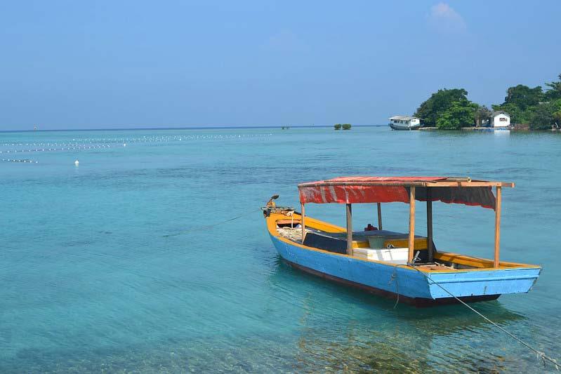 Pulau Pramuka Kepulauan Seribu