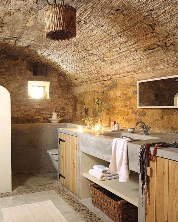 Articles This Beautiful Natural Stone Bathroom Design Ideas Youu0027re Gonna  Love It, Read Article Finished We Discussed Part 89