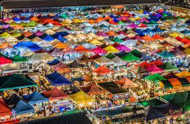 Pembagian Jenis-Jenis Pasar Dari Berbagai Aspek