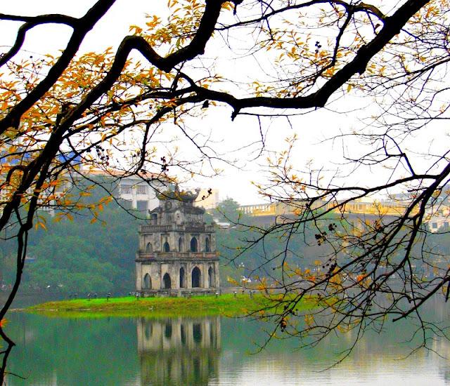 Hanoi in young leaf season 6