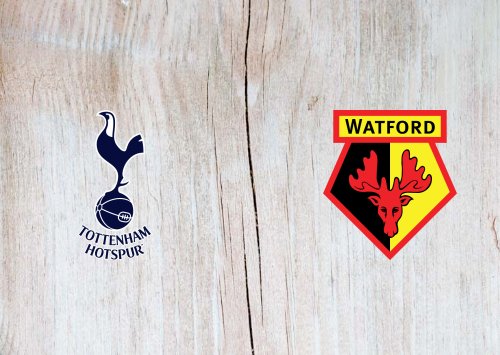 Tottenham Hotspur vs Watford -Highlights 19 October 2019