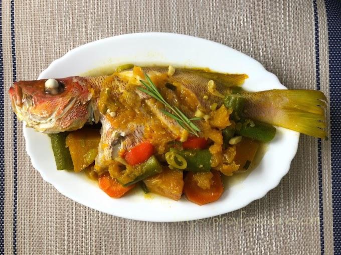 Recipes | Jamaican Steamed Fish ala PFD