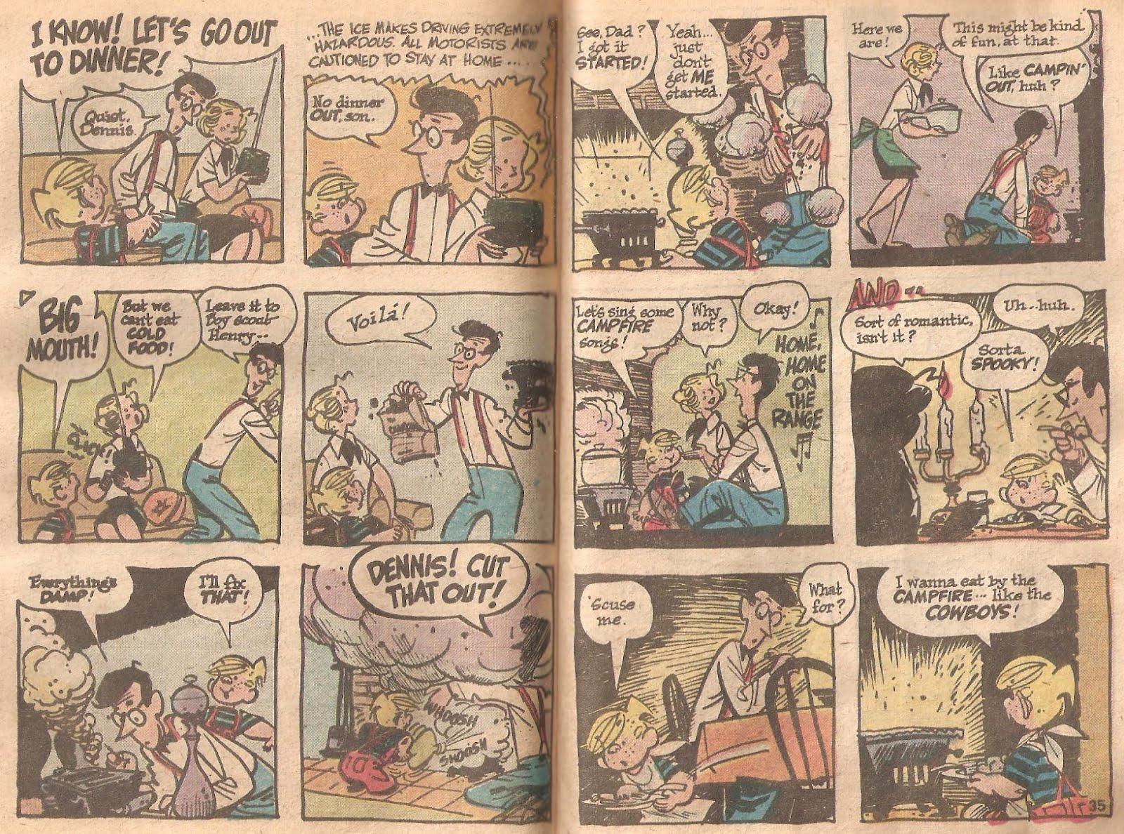 Sunday Comics Debt: Power Failure!