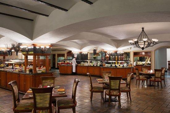 مطعم ذا ميد