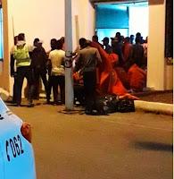 57 migrantes llegan a la playa Gran Tarajal, Tuineje, Fuerteventura