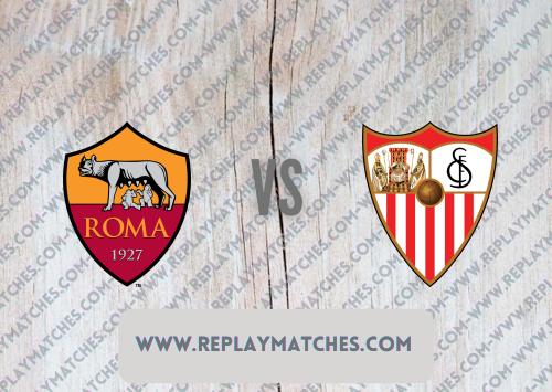 Roma vs Sevilla -Highlights 31 July 2021