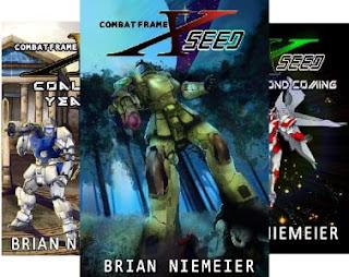 Combat Frame XSeed series - Brian Niemeier