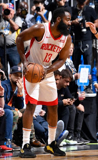 James Harden - Houston Rockets - 54 sayı