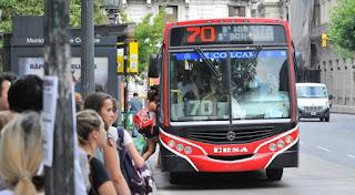 UCU c/ ERSA, Coniferal, TAMSE y AuCor y otros - Paro de transporte público - Admisión