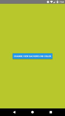 React Native Generate Random Color on Button Click