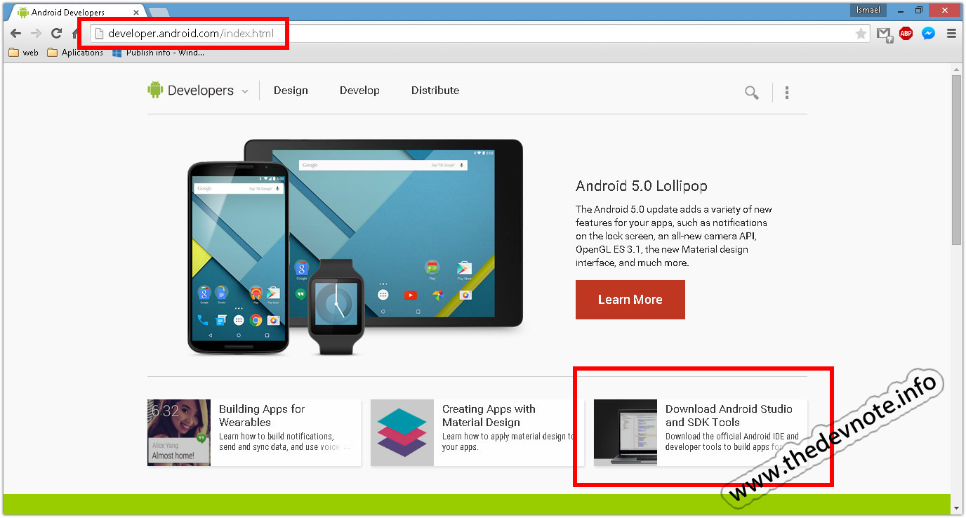 how to install android studio on windows thedevnote