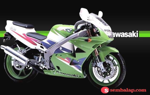 Kawasaki ZXR 250 4 silinder