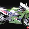 Kawasaki Ninja ZXR 250 4 Silinder, Top Speed Edan