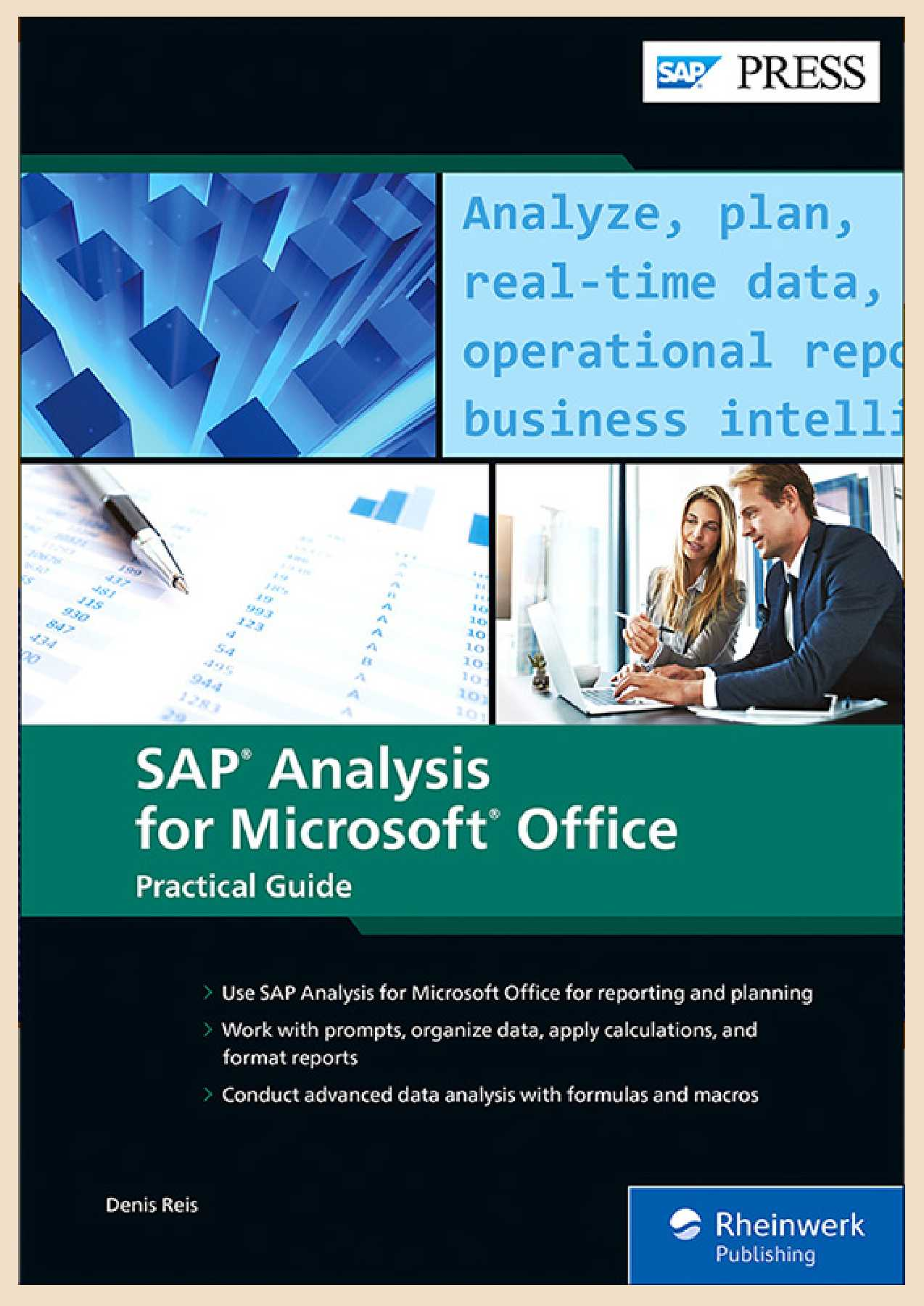 SAP Analysis for Microsoft Office: Practical Guide