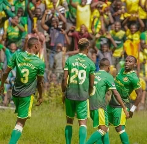 Young Africans FC qualifies for the fourth round of the Azam sports federation cup (ASFC)