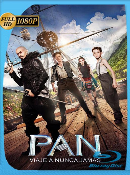 Peter Pan (Pan: Viaje a Nunca Jamás) (2015) HD 1080p Latino  [GoogleDrive] [tomyly]