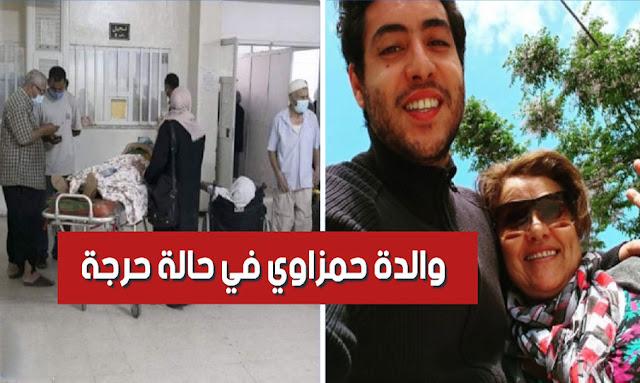 أحمد الأندلسي والدة محمد أمين حمزاوي