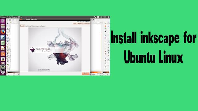 Install-inkscape-for-Ubuntu-Linux