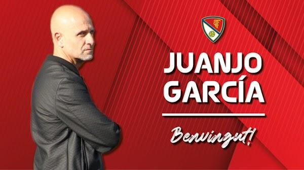 Oficial: Terrasa FC, Juanjo García nuevo entrenador
