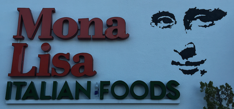 Mona Lisa Italian Foods in San Diego's Little Italy