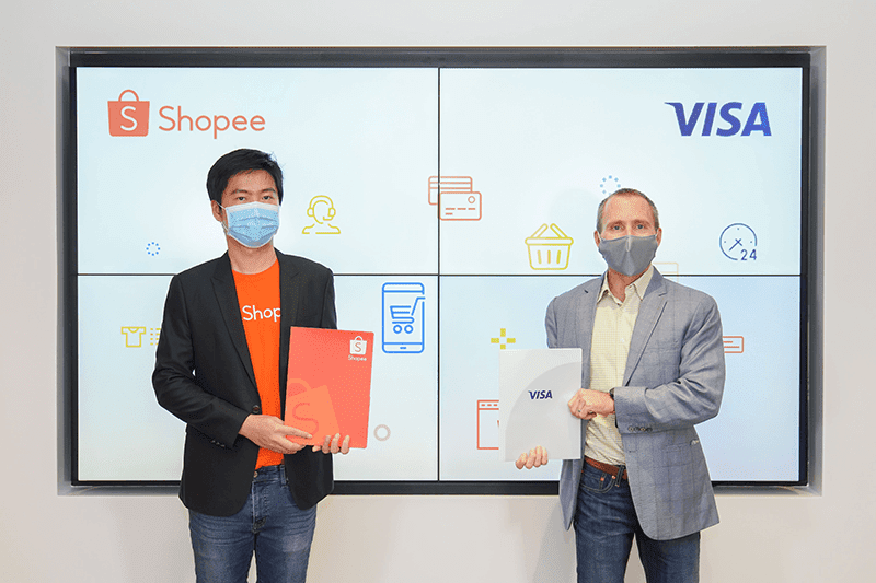 Shopee inks five-year partnership with Visa, to release co-branded credit cards