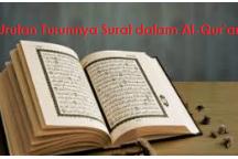 Urutan Turunnya Surat Dalam Al-Quran Dan Nomor Urut Surat. Sesi Ke-2