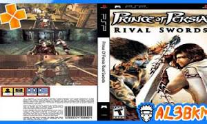 تحميل لعبة Prince Of Persia Rival Swords psp iso مضغوطة لمحاكي ppsspp