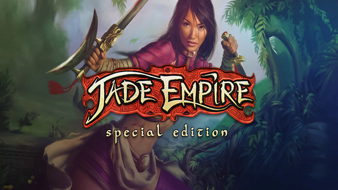 Jade Empire: Special Edition