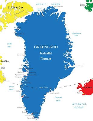 L'histoire du Groenland et ses liens cachés avec l'Islande