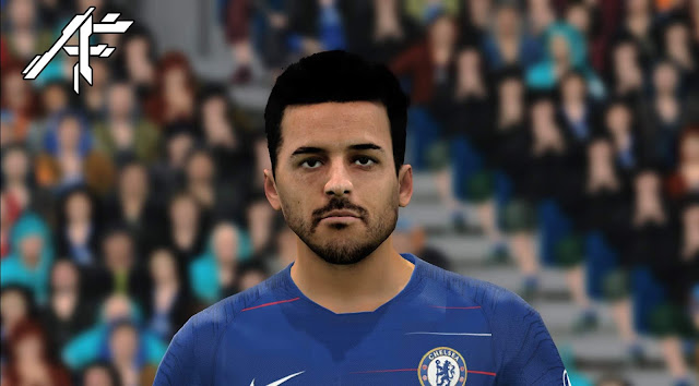PES 2017 Pedro Face by Andrew Facemaker