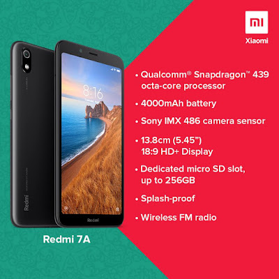 List of Offline Retail stores to Buy Redmi 7A