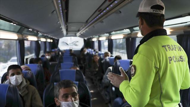 Koronavirüs Seyahat İzin Belgesi nasıl alınır? e-devlet başvuru