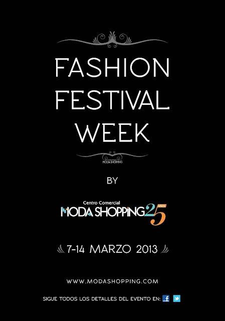 Fashion Festival Week y EL DESMARQUE. Los jóvenes diseñadores revolucionan Moda Shopping