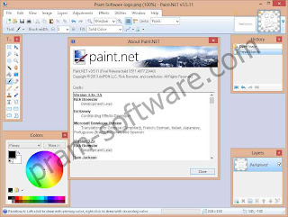 ScreenShot Paint.NET 3.5.11