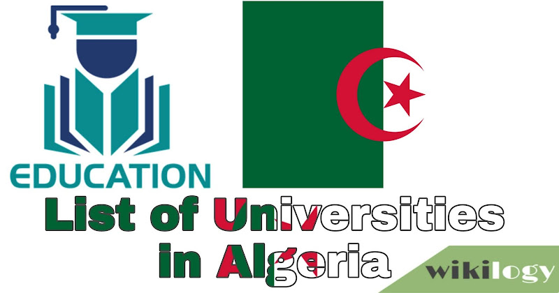 List of Universities in Algeria