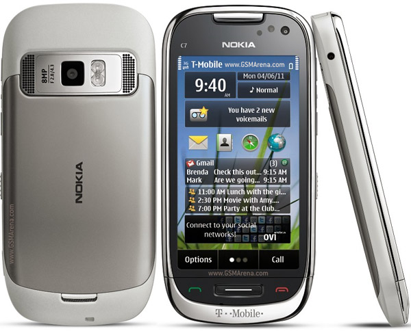 Nokia C7 Mobile Kingdom 2020