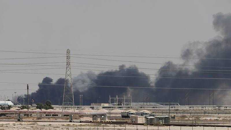 AS Serang Pabrik Minyak Arab Saudi