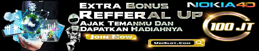 PROMO BONUS REFFERAL UP Rp 100.000.000