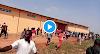 Bidiyo: Yadda batagari suka kutsa wajen aje abinci na Gwamnati a Yola da safiyar Lahidi
