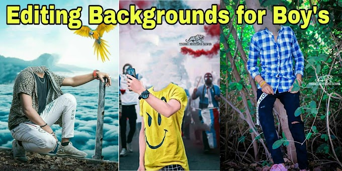 Cute & Stylish Boy HD Background for Editing 2020 | Backgrounds for PicsArt
