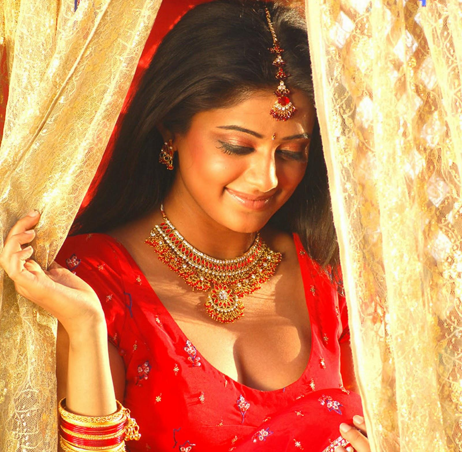 A Ethnic South Indian Actress