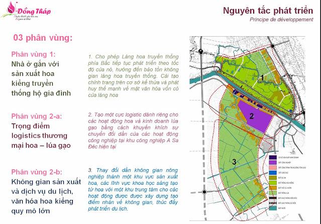 Đề xuất hình thành khu đô thị xanh hỗn hợp tại Sa Đéc
