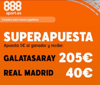 888sport superapuesta champions Galatasaray vs Real Madrid 22 octubre 2019
