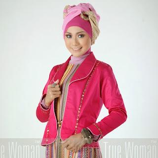 Model Baju Gamis Muslim Terbaru 2017