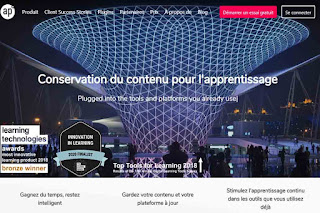 Conservation de contenu pour les internautes