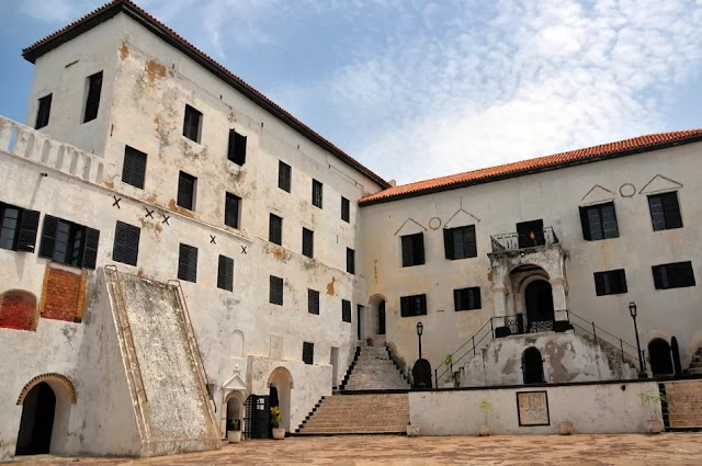 Slave Trade History Sites in West Africa
