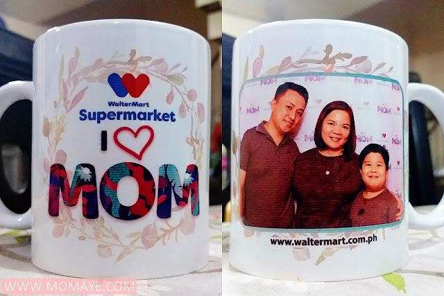 Walter Mart, I love mug