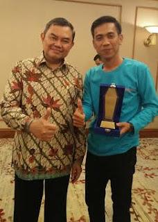 Jurnalis Linggau Terima Penghargaan Mendikbud