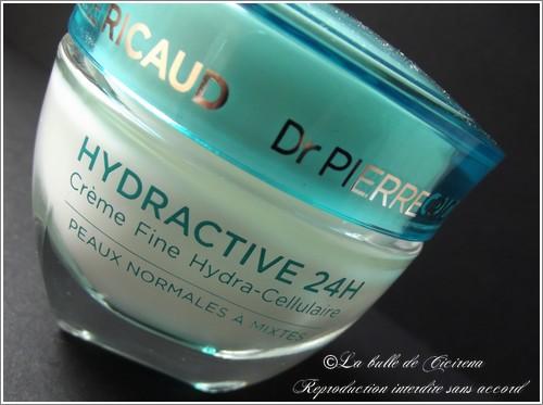 Hydractive® 24H, blog beauté lyonnais