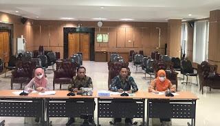 Monitoring dan Evaluasi Data SIKEP MA dan ABS melalui Sarana Teleconference (Zoom Meeting Oleh Dirjen Badilag Mahkamah Agung RI
